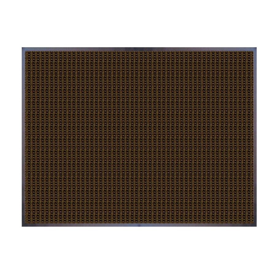 Blue Hawk Rectangular Door Mat (Common: 36-in x 48-in; Actual: 36-in x 48-in)