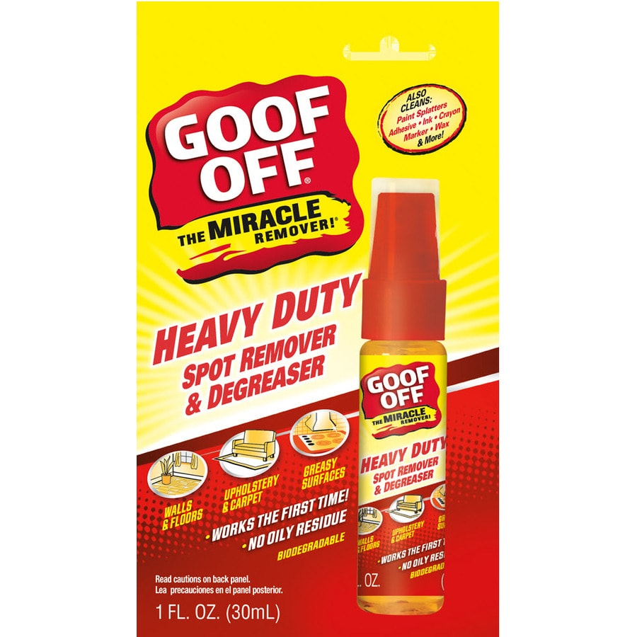 Goof Off Goof Off Heavy Duty 1 Oz Spray