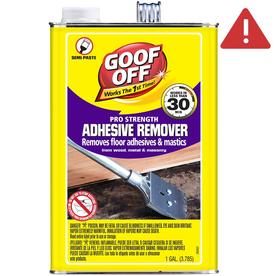What is a glue adhesive remover?