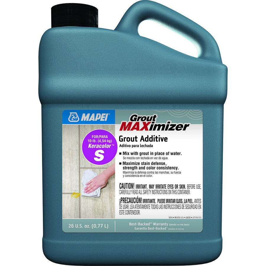 MAPEI Grout Maximizer 26-fl oz Clear Grout Additive