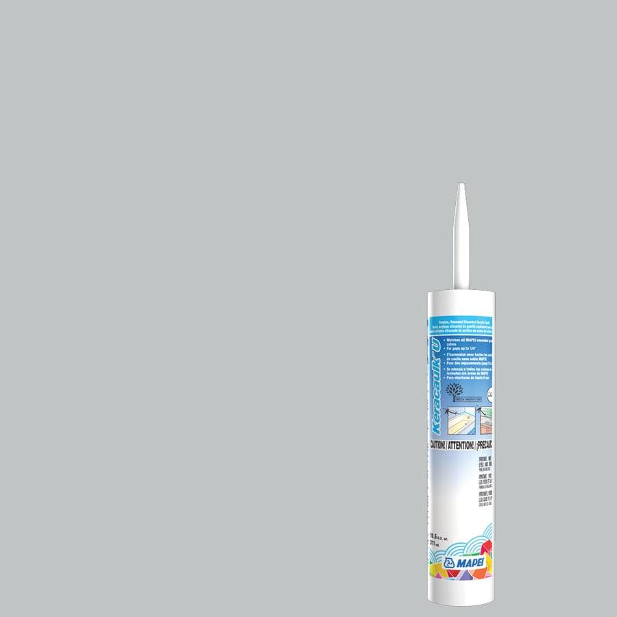 MAPEI Keracaulk U 10.5-oz Rain Paintable Siliconized Acrylic Specialty Caulk