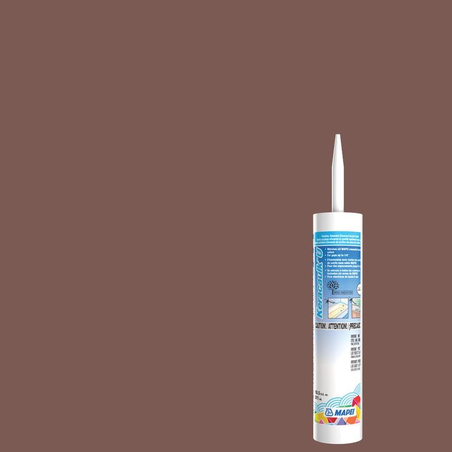 MAPEI Keracaulk U 10.5-oz Brick Red Paintable Siliconized Acrylic Specialty Caulk