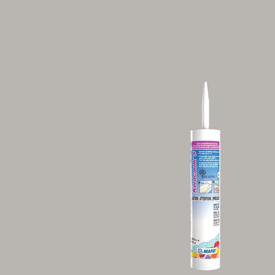 MAPEI Keracaulk S 10.5-oz Cobblestone Sanded Paintable Siliconized Acrylic Specialty Caulk