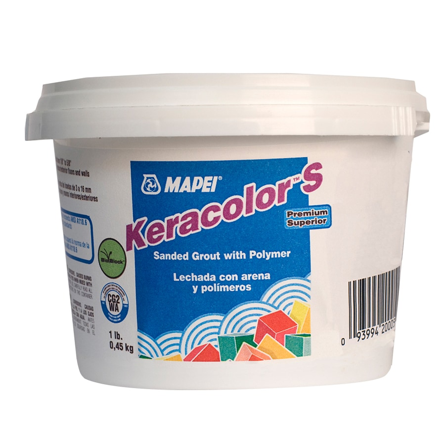 MAPEI Biscuit Sanded Powder Grout