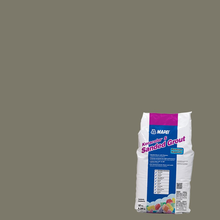 MAPEI 10-lbs Magnolia Sanded Powder Grout