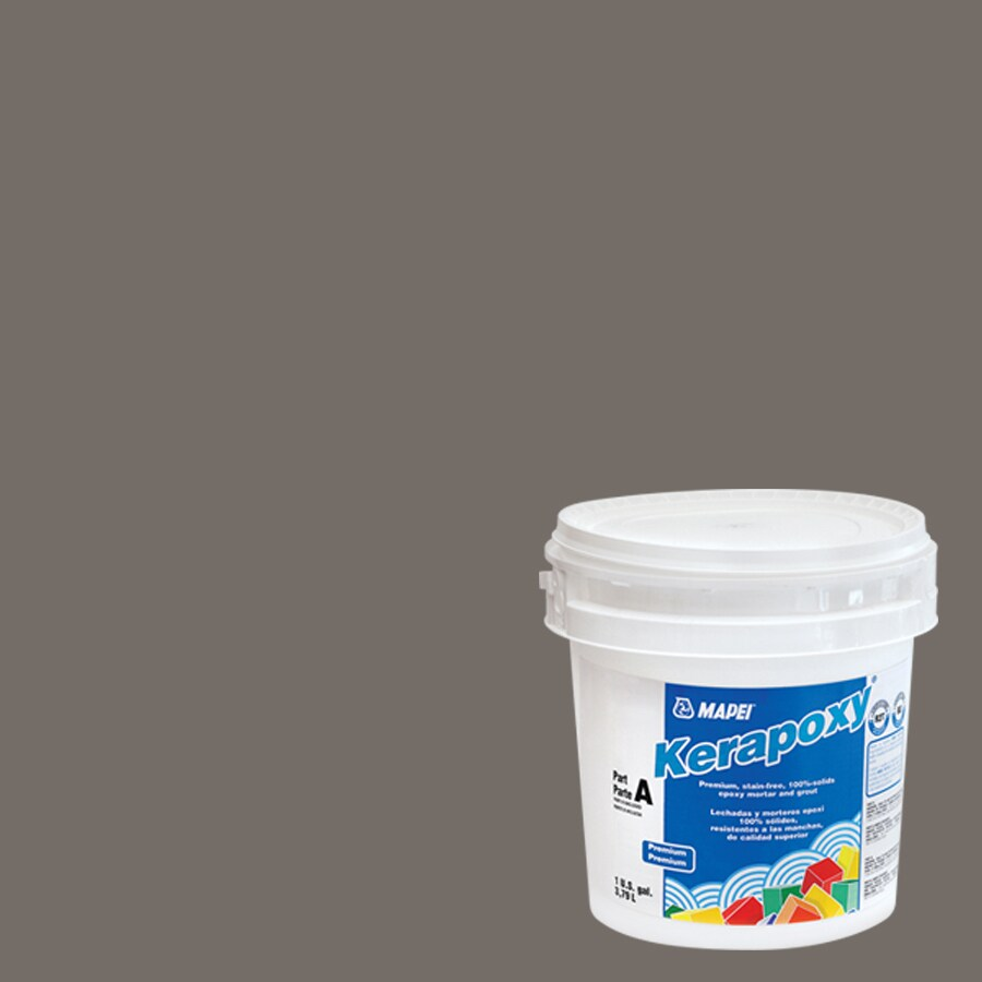MAPEI Kerapoxy 1-Gallon Gray Kerapoxy Sanded Epoxy Grout
