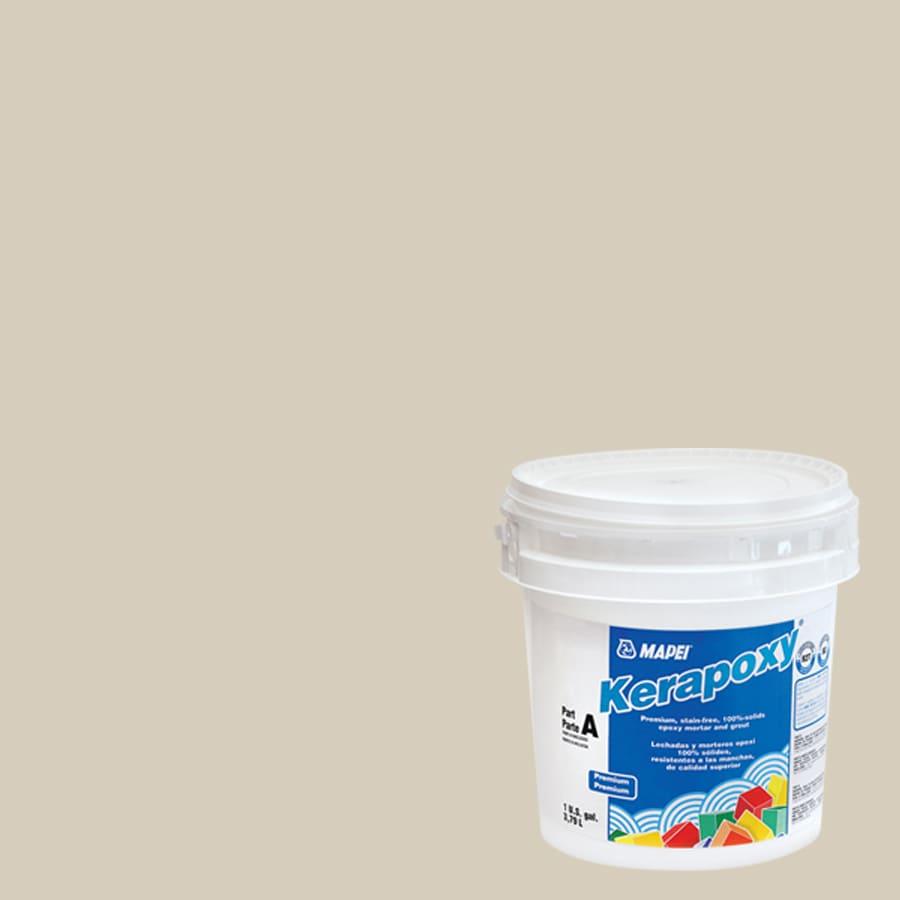 MAPEI Kerapoxy 1-Gallon Biscuit Kerapoxy Sanded Epoxy Grout