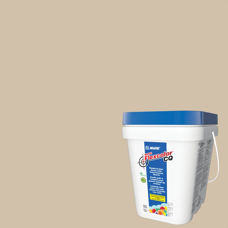 MAPEI Flexcolor CQ 0.5-Gallon Bone Acrylic Premixed Grout