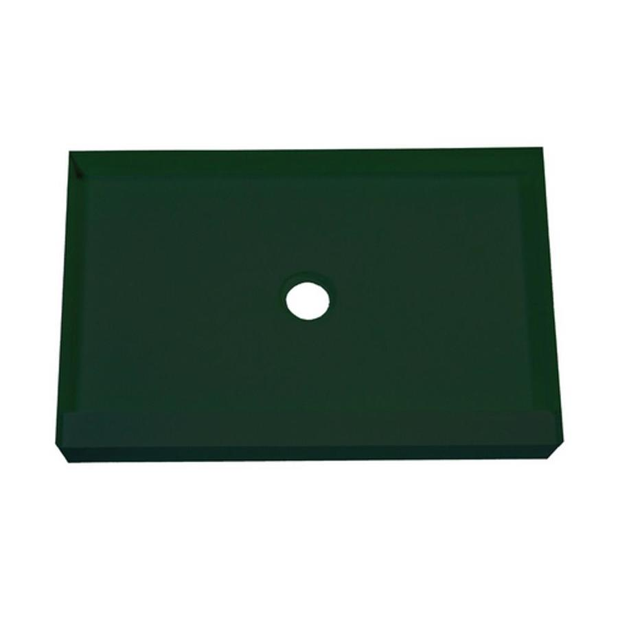 MAPEI Green Polystyrene Shower Base (Common: 48-in W x 42-in L; Actual: 48-in W x 42-in L)