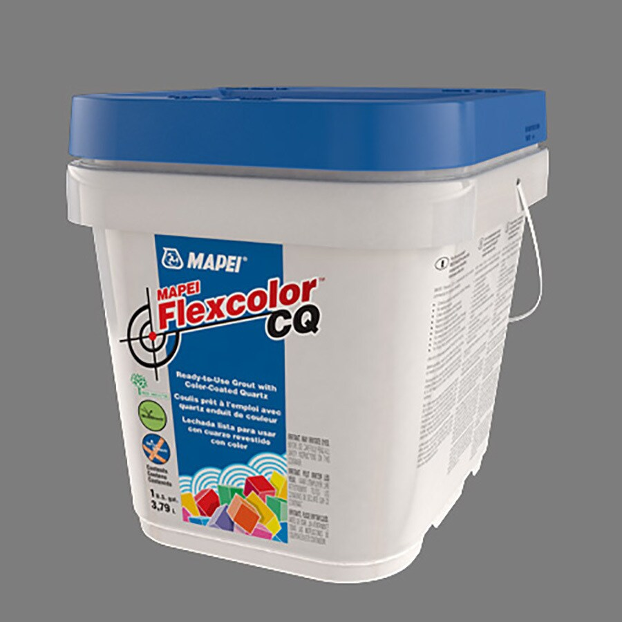 MAPEI Flexcolor CQ 1-Gallon Pearl Gray Acrylic Premixed Grout