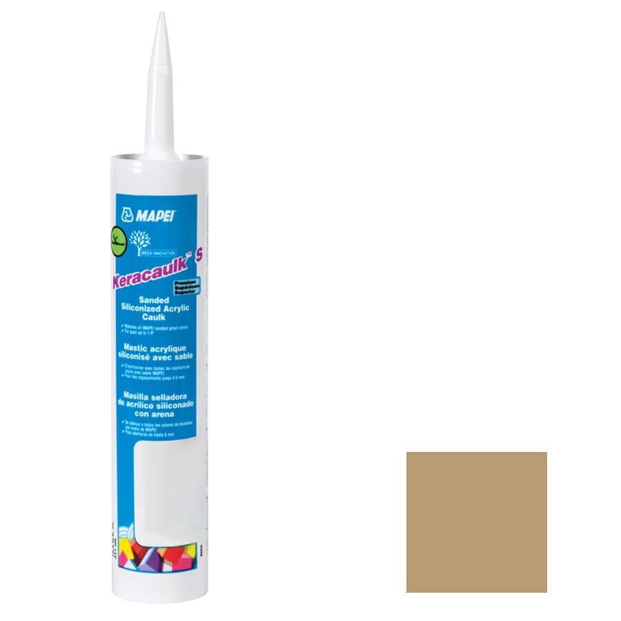 MAPEI Summer Tan Sanded Paintable Specialty Caulk
