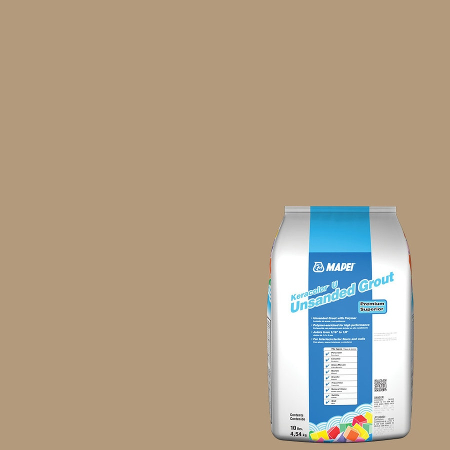 MAPEI Keracolor U 10-lb Bamboo Powder Grout