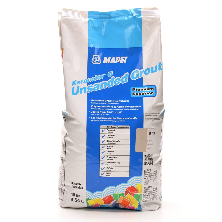 MAPEI Keracolor U 10-lb Biscuit Powder Grout