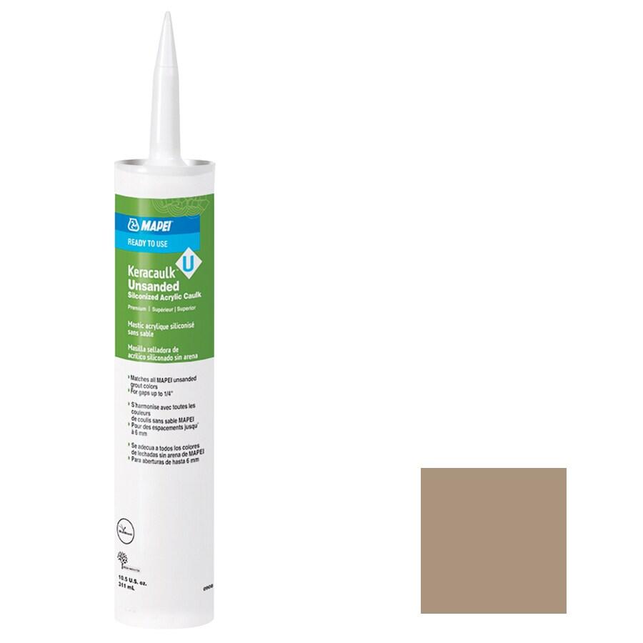 MAPEI Keracaulk U 10.5-oz Chamois Paintable Specialty Caulk