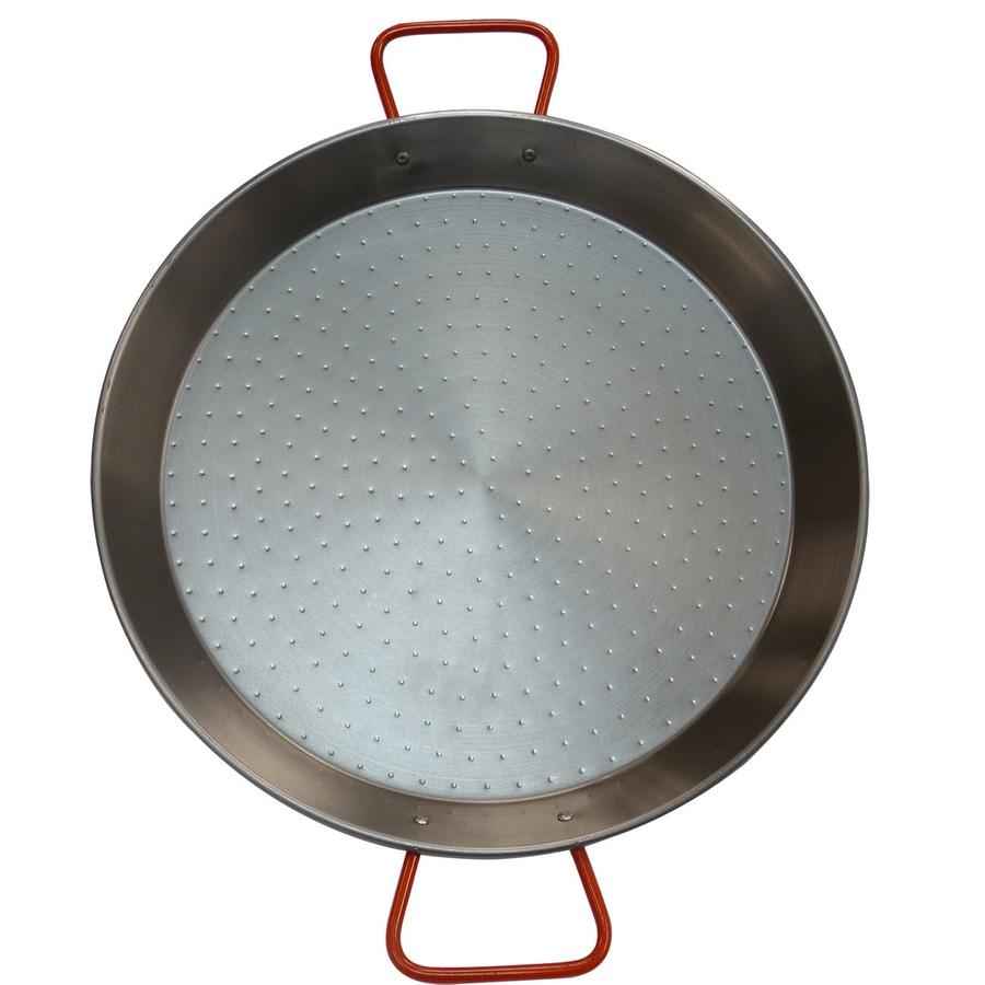 IMUSA Global Kitchen 15.35-in Aluminum Paella Pan