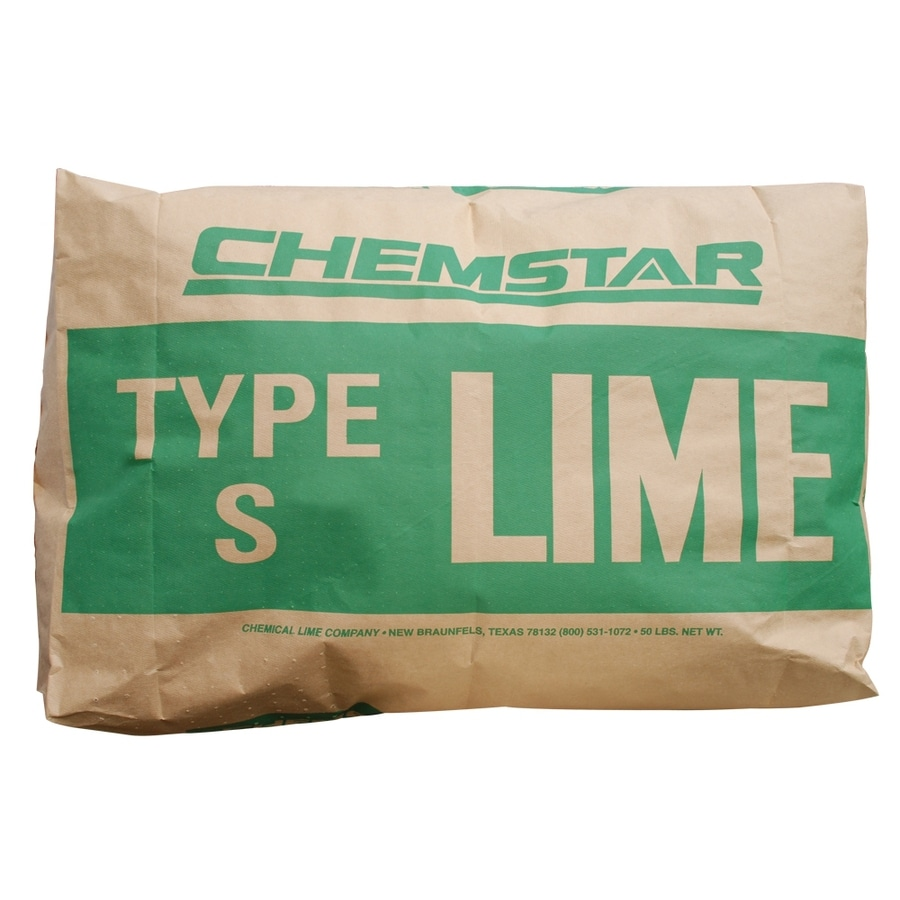 Chemstar 50 lb. Hydrated Lime