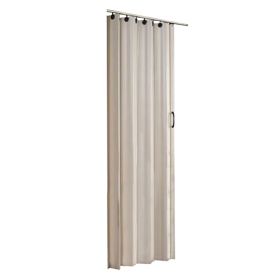 Spectrum Nuevo Brown 1-Panel Accordion Interior Door (Common: 36-in x 80-in; Actual: 36-in x 80-in)