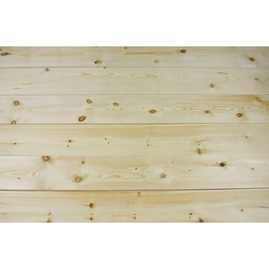 Ponderosa Pine Board (Common: 1-in x 8-in x 14-ft; Actual: 0.7343-in x 7.2343-in x 14-ft)