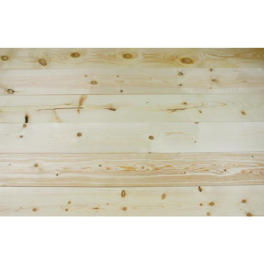 Ponderosa Pine Board (Common: 1-in x 12-in x 14-ft; Actual: 0.7343-in x 11.2343-in x 14-ft)
