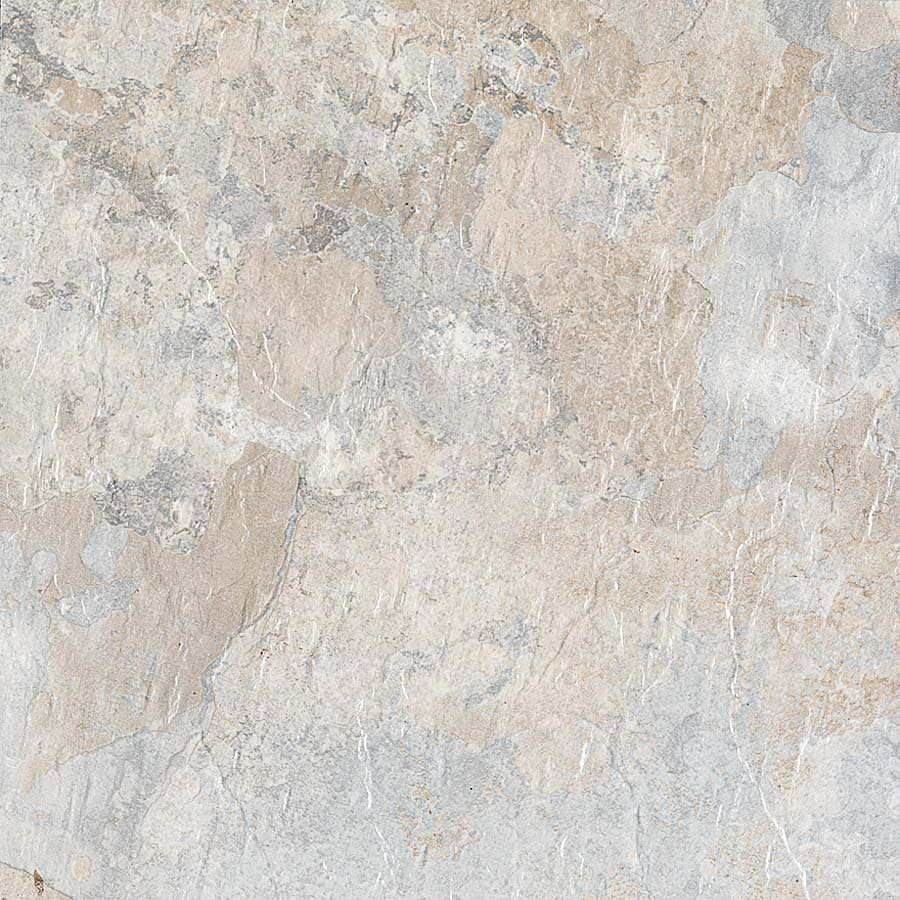 Style Selections 12-in x 12-in Beige Peel-and-Stick Slate Residential Vinyl Tile