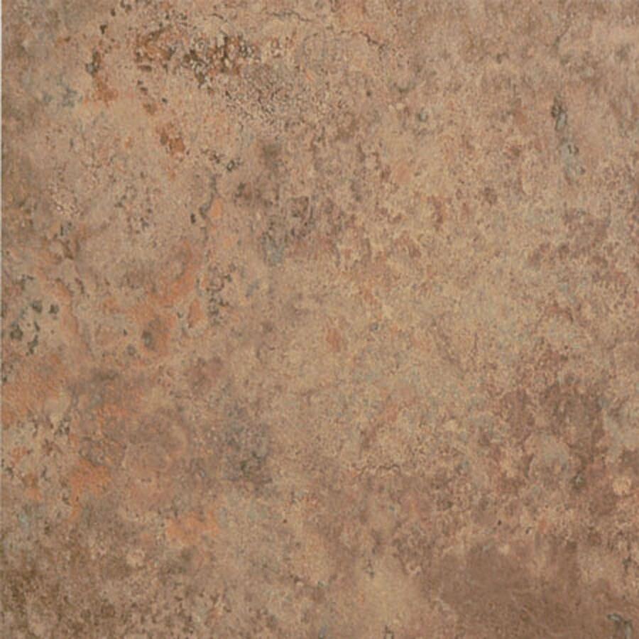 Cryntel 18-in x 18-in Romastone Majove Stone Finish Luxury Vinyl Tile