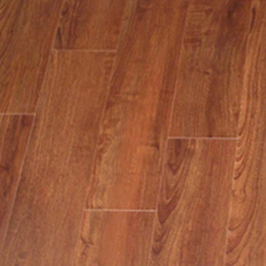 Cryntel Sierra Plank 4.5-in x 36-in Cherry Peel-and-Stick Oak Luxury Residential Vinyl Plank