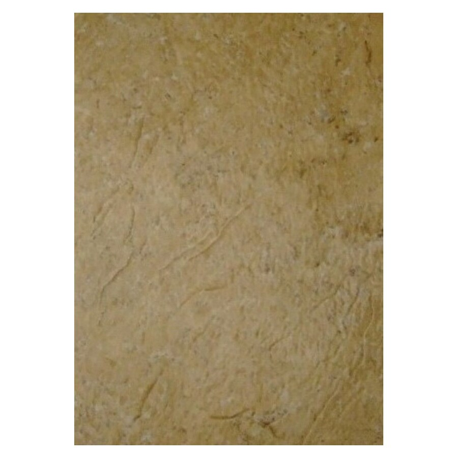 Cryntel 12-in x 12-in Beige Sand Peel-and-Stick Slate Residential Vinyl Tile