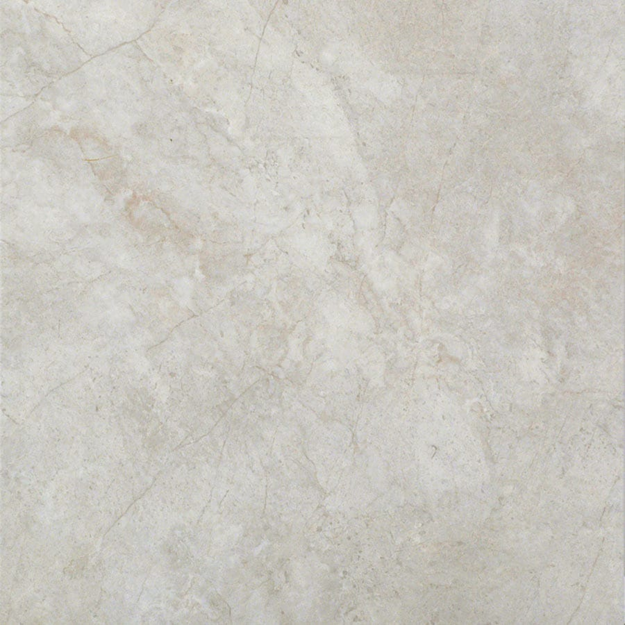 Cryntel 18-in x 18-in Romastone Sterling Stone Finish Luxury Vinyl Tile