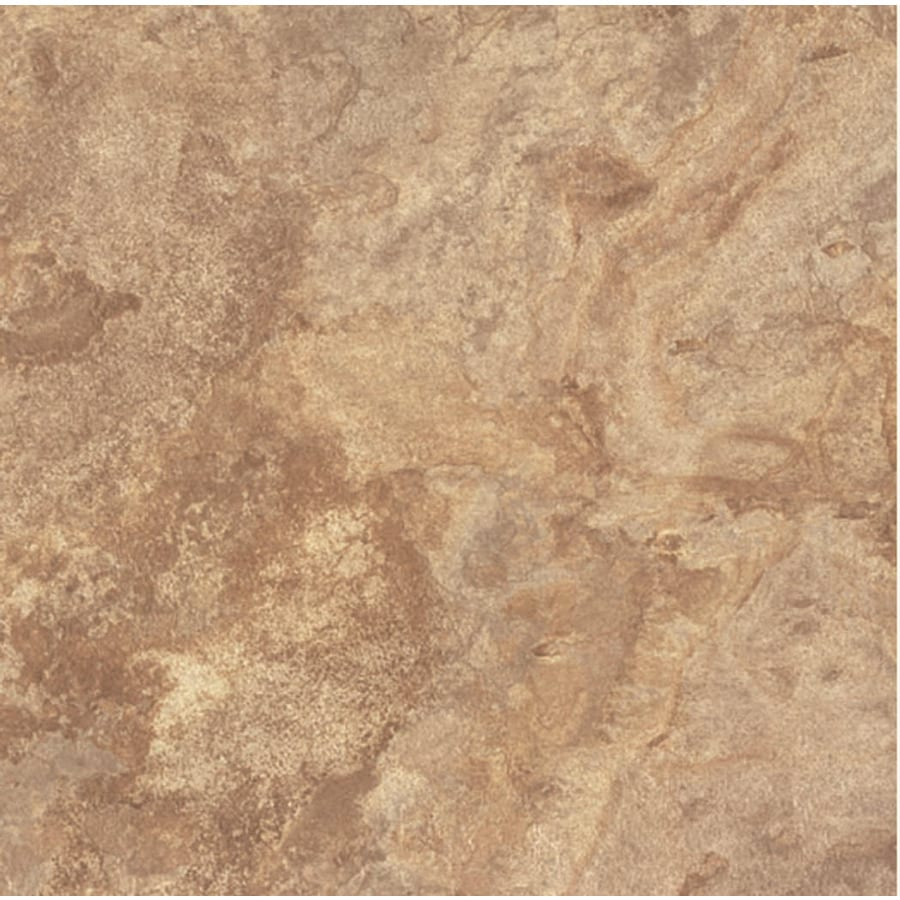 Cryntel Visions 12-in x 12-in Sage Peel-and-Stick Slate Residential Vinyl Tile