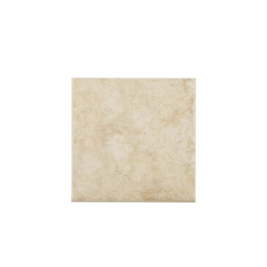 Style Selections Capri Classic Porcelain Wall Tile (Common: 6-in x 6-in; Actual: 5.8-in x 5.8-in)