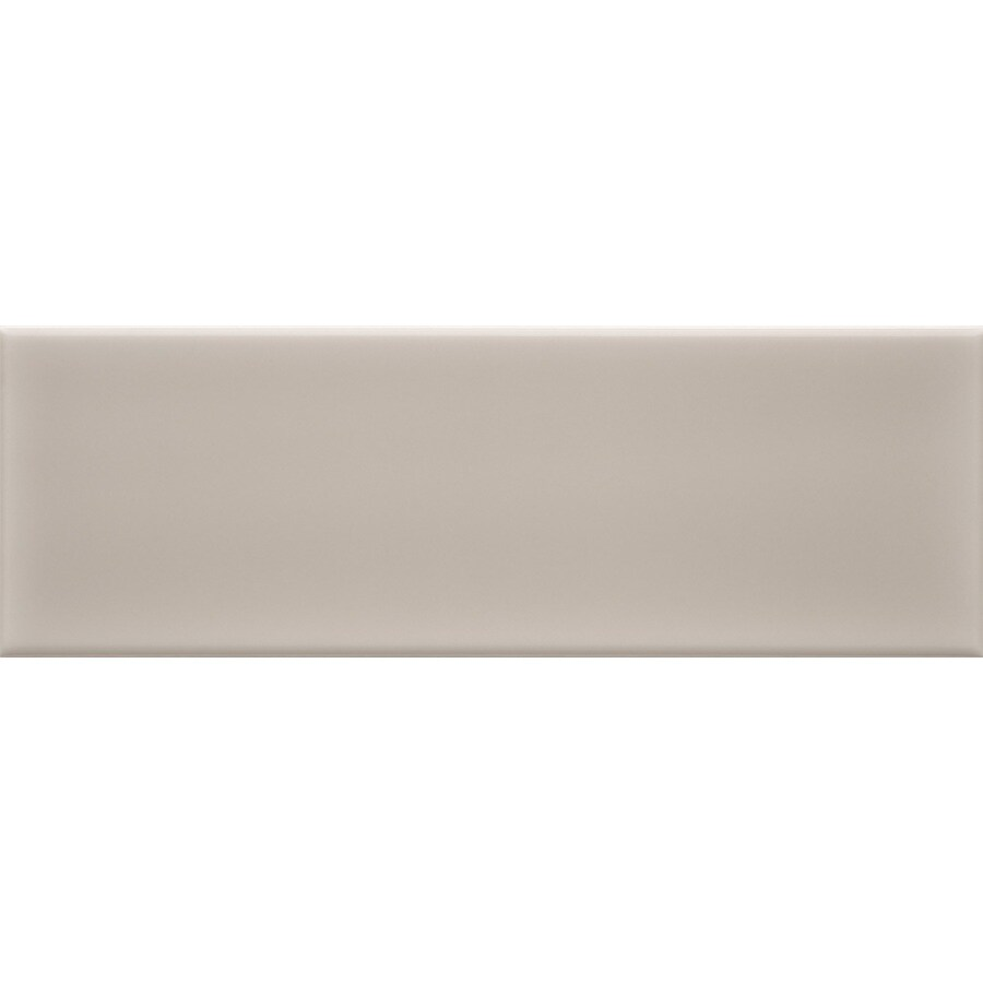 allen + roth Allen + Roth 9-Pack Pearl Ceramic Wall Tile (Common: 4-in x 12-in; Actual: 3.94-in x 11.69-in)