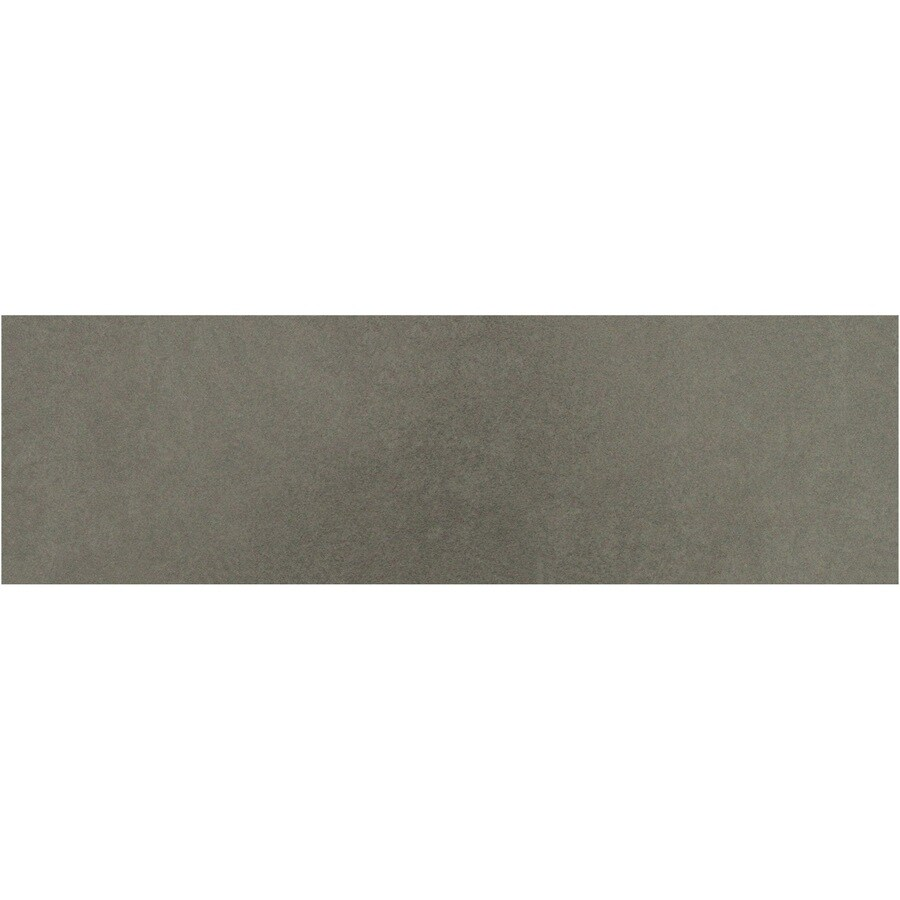 GBI Tile & Stone Inc. Thin-N-Easy Grey Porcelain Wall Tile (Common: 6-in x 20-in; Actual: 5.91-in x 19.69-in)