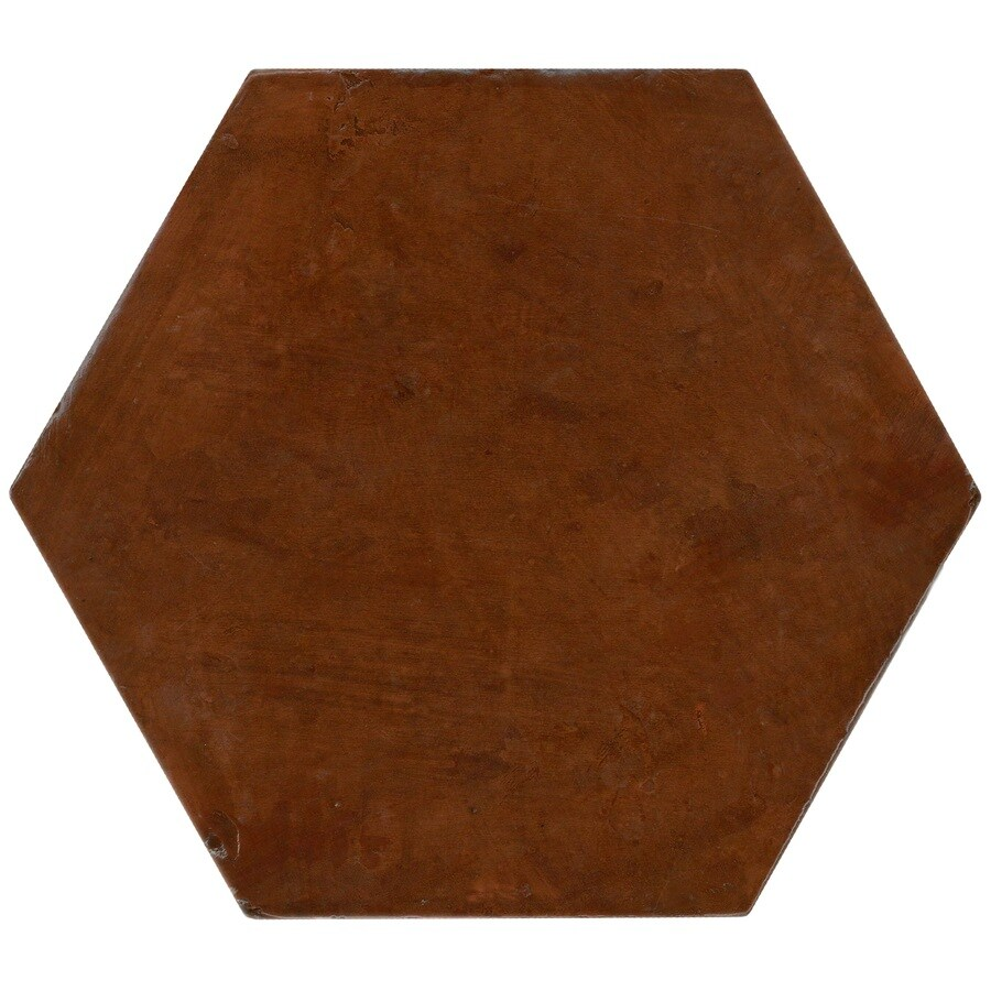 GBI Tile & Stone Inc. Saltillo Terracotta Saltillo Floor Tile (Common: 12-in x 12-in; Actual: 11.65-in x 11.65-in)