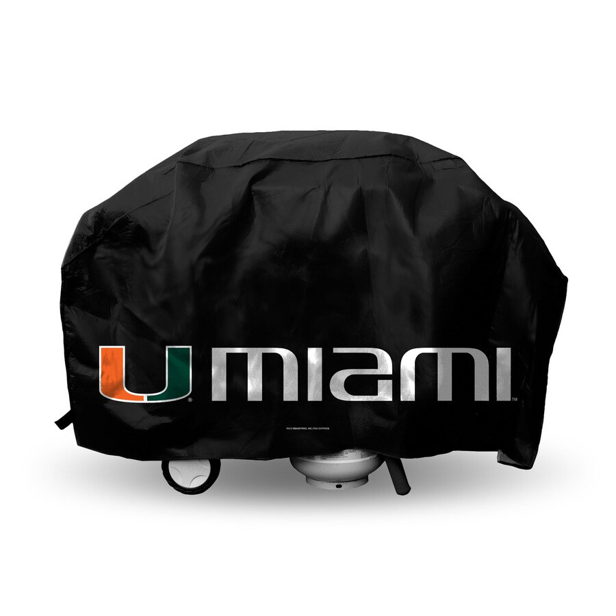 Rico Industries/Tag Express University Of Miami Hurricanes Vinyl 68-in Cover