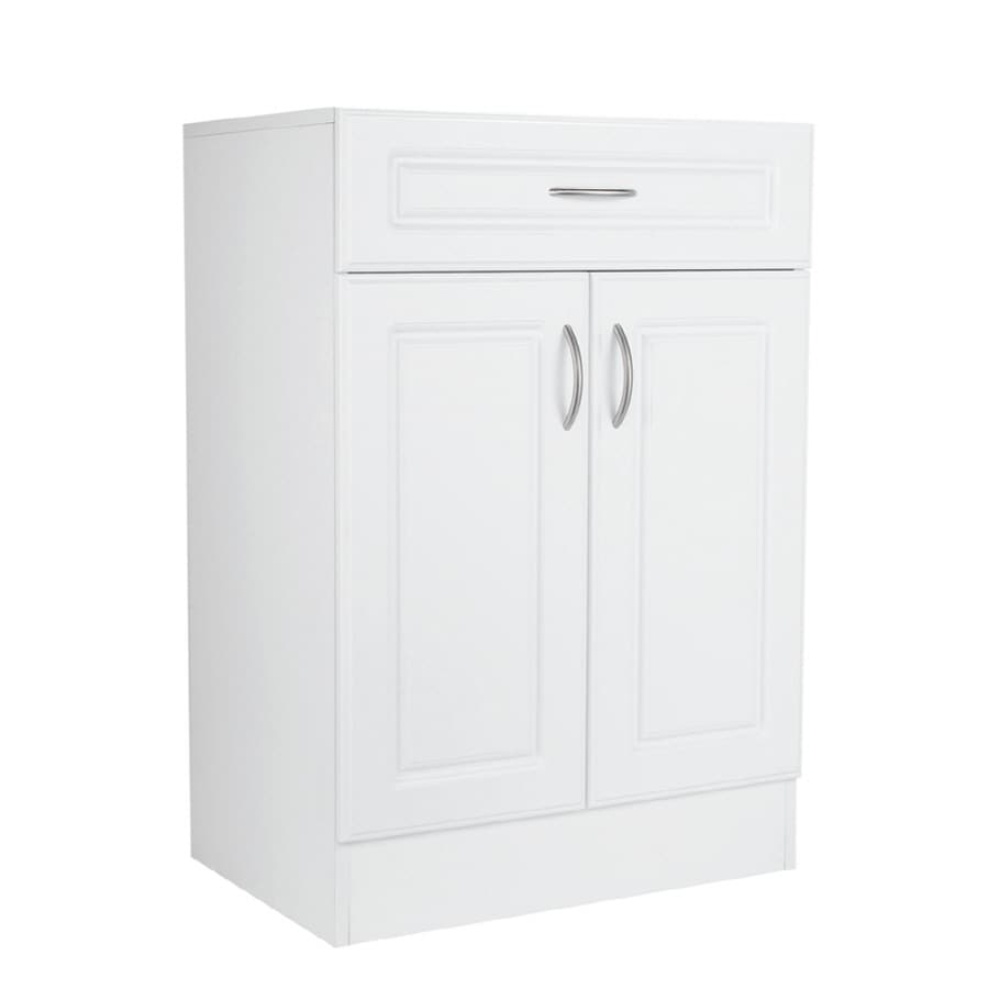 ESTATE by RSI 23.75-in W x 34.5-in H x 16.5-in D Wood Composite Garage Cabinet