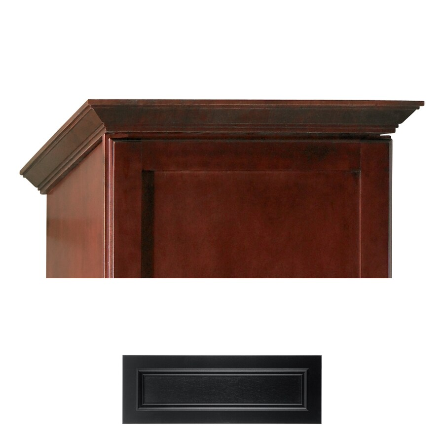 Architectural Bath 80-in x 1.75-in Cabinet Crown Moulding