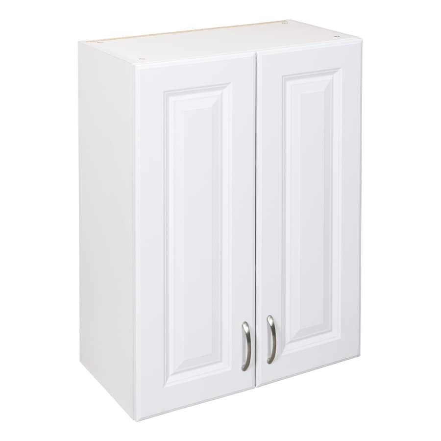ESTATE by RSI 23.75-in W x 32-in H x 12.5-in D White Cabinet