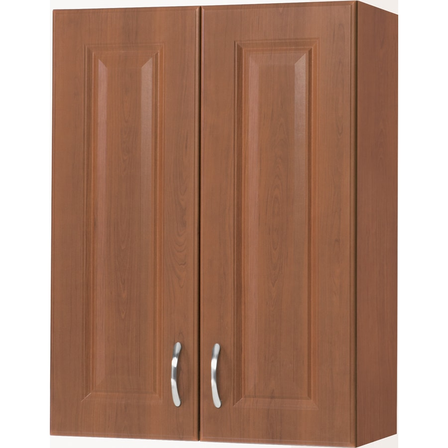 ESTATE by RSI 23.75-in W x 32-in H x 12.5-in D Cognac Cabinet