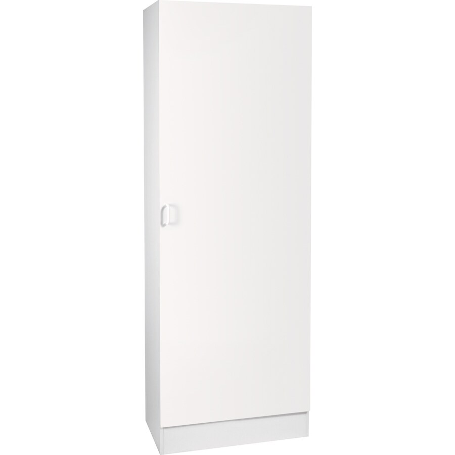 Stor-It-All 23.75-in W x 70.37-in H x 15.62-in D Wood Composite Garage Cabinet