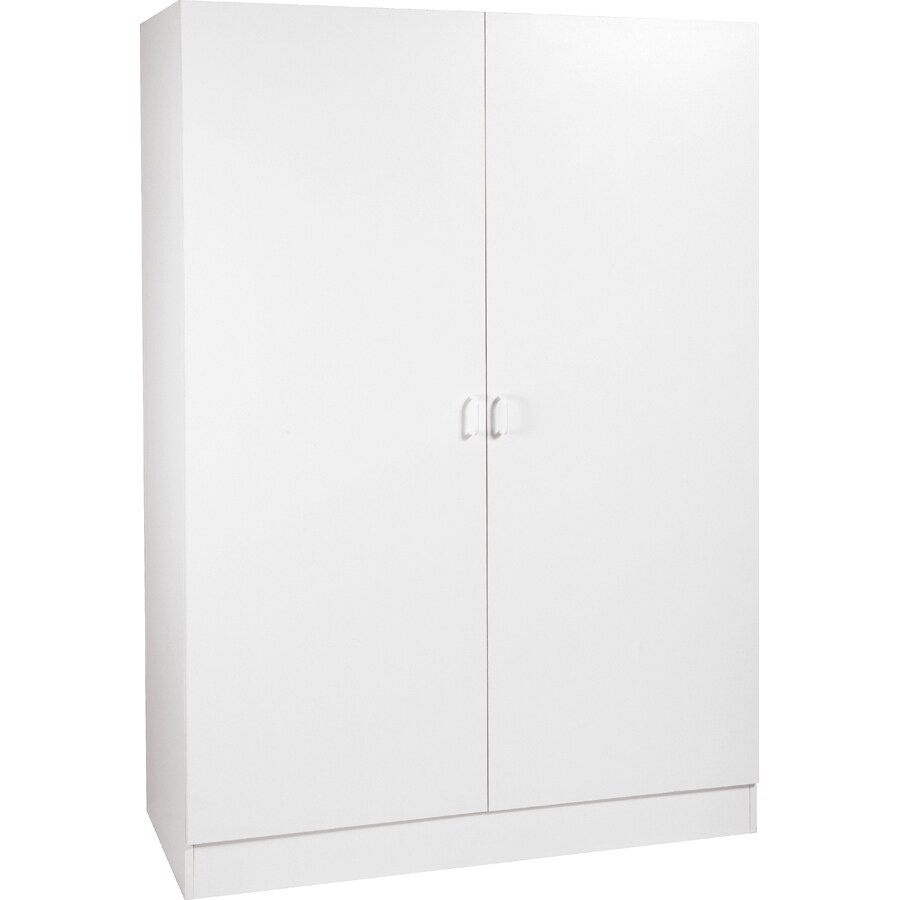Stor-It-All 70.375-in H x 47.5-in W x 20.75-in D Wood Composite Multipurpose Cabinet