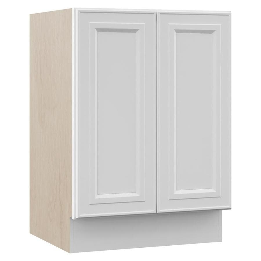 VILLA BATH by RSI Catalina White Traditional Bathroom Vanity (Common: 24-in x 22-in; Actual: 24-in x 21.5-in)