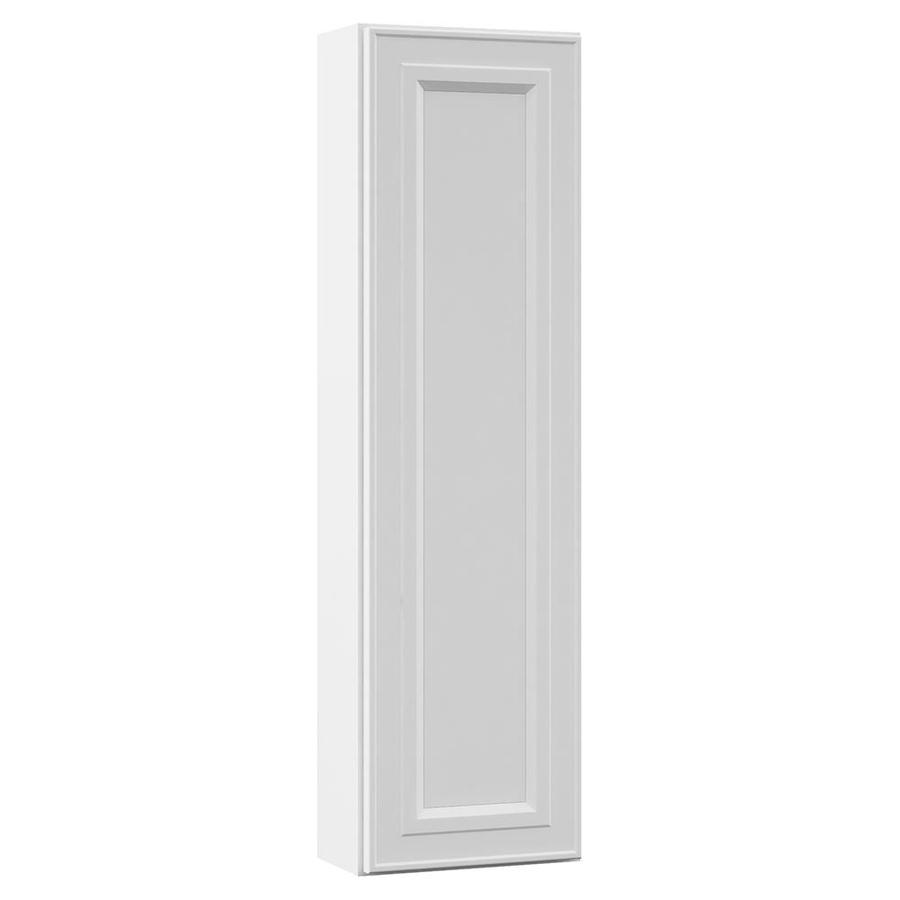 rsi catalina 12 in w x 42 in h x d white bathroom wall cabinet
