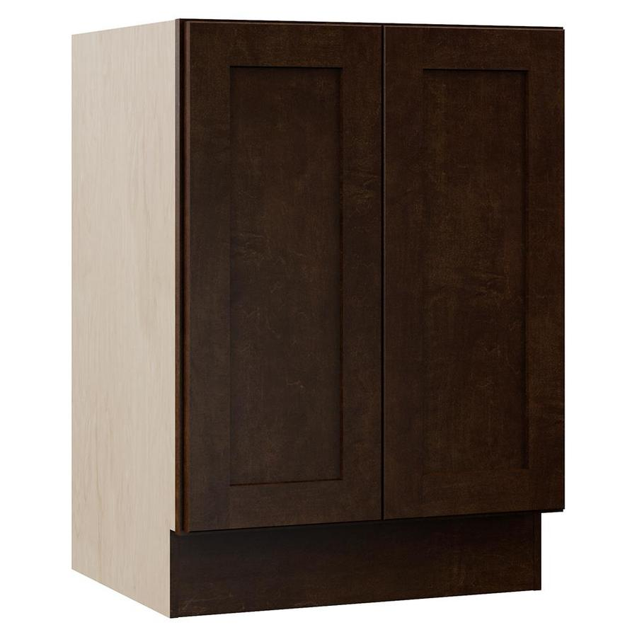 VILLA BATH by RSI Sanabelle Java Transitional Bathroom Vanity (Common: 24-in x 22-in; Actual: 24-in x 21.5-in)
