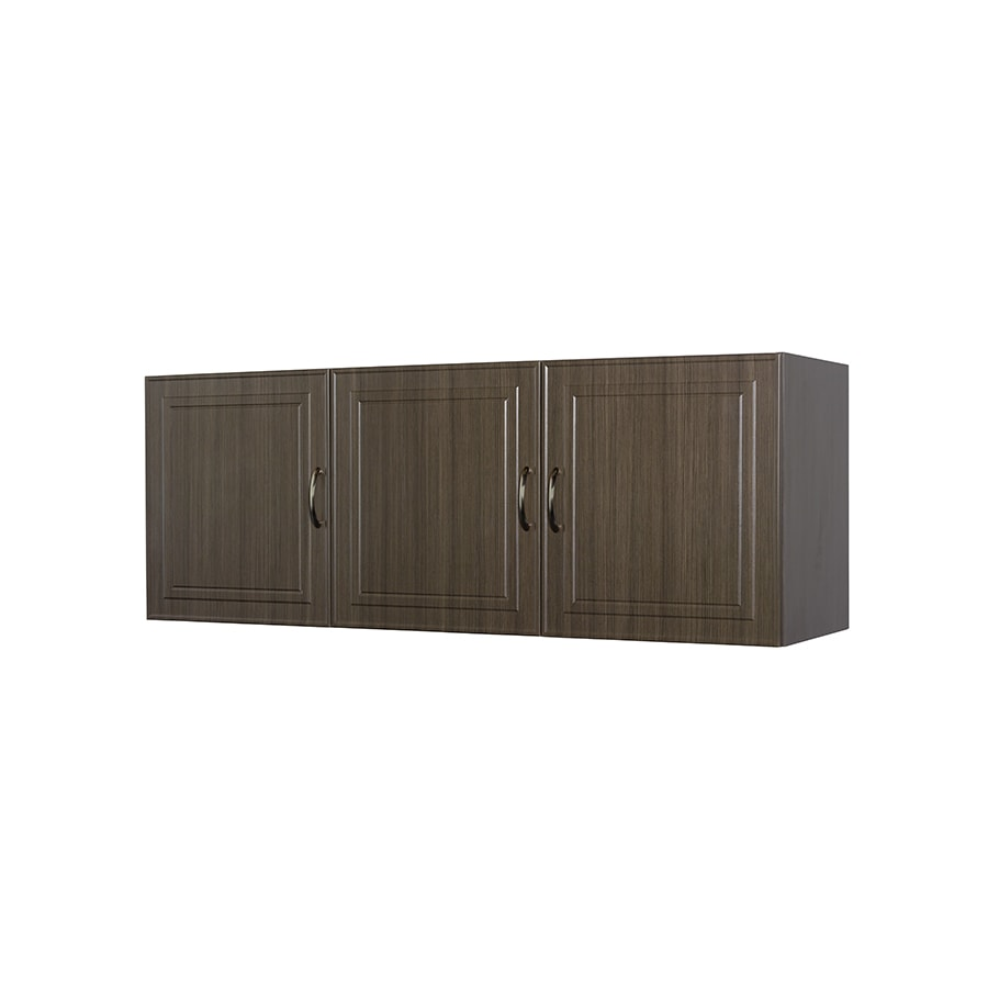 ESTATE by RSI 53.75-in W x 20-in H x 16.5-in D Wood Composite Wall-Mount Garage Cabinet