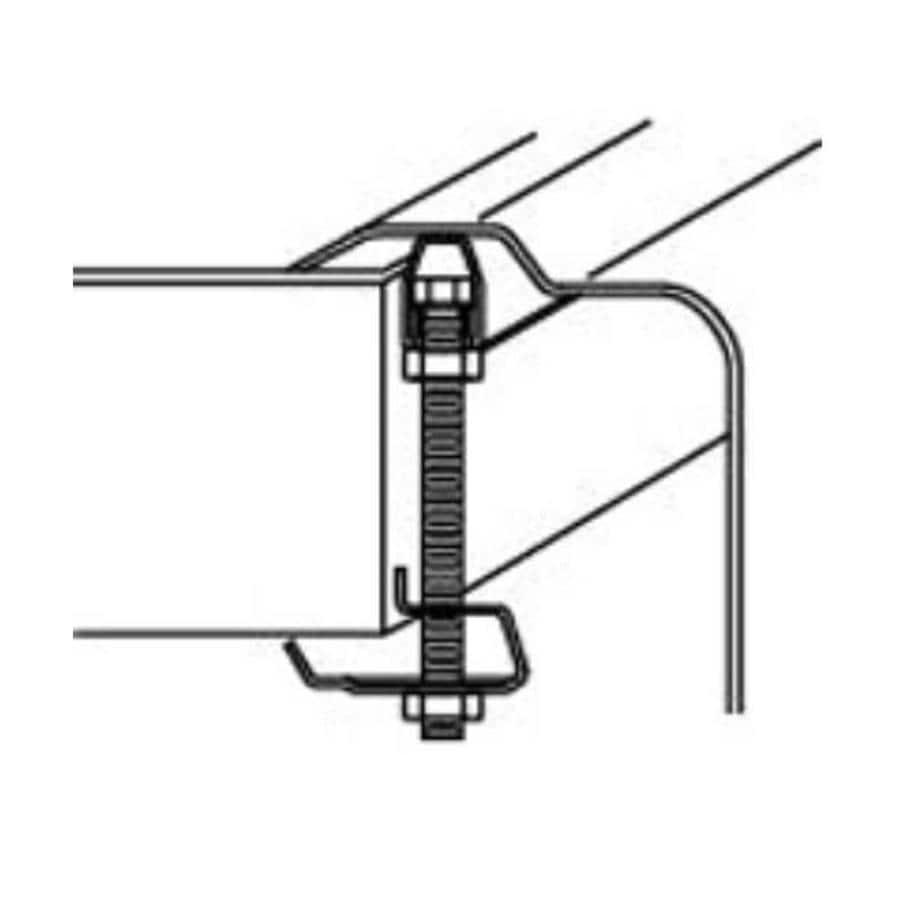 Elkay 129-Piece Kitchen Sink Mounting Hardware Kit