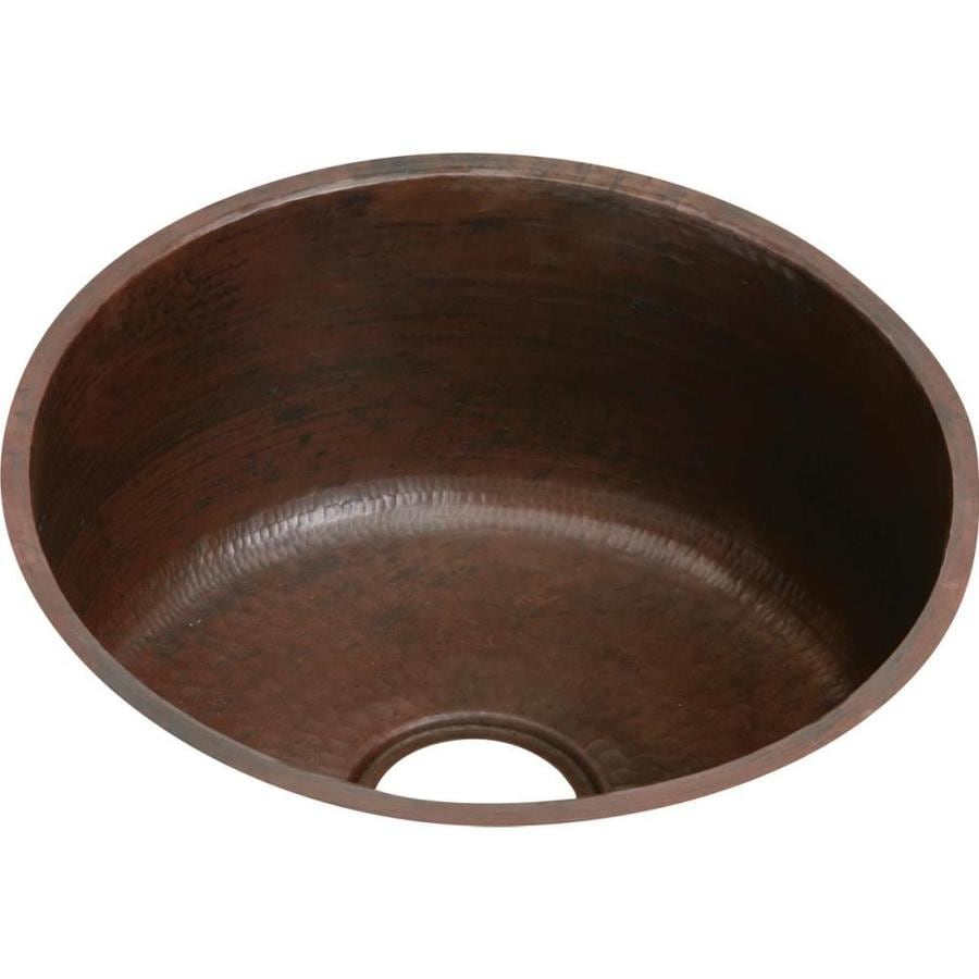 Elkay Copper Single-Basin Sink