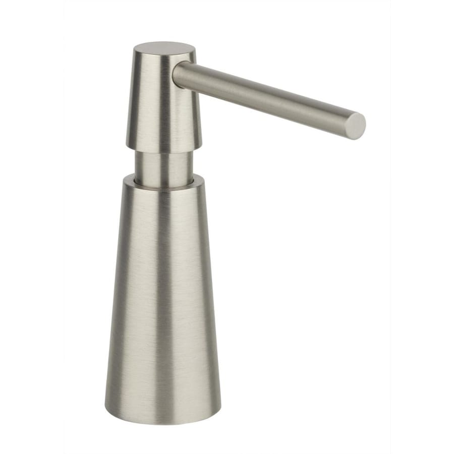 Elkay Harmony Brushed Nickel Soap and Lotion Dispenser