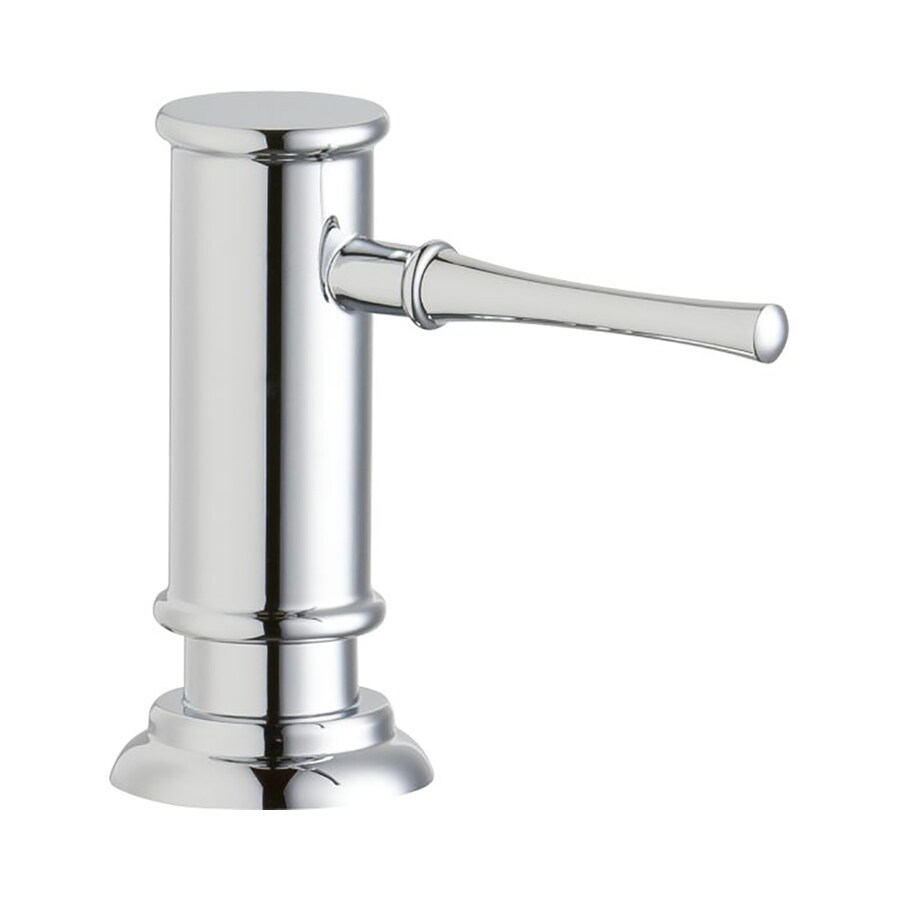Elkay Explore Chrome Soap and Lotion Dispenser