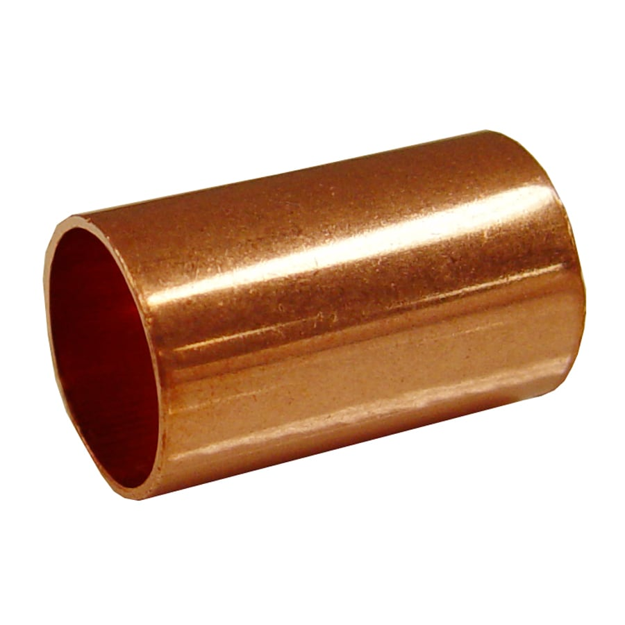 2-in x 2-in Dia. Copper Coupling Fitting