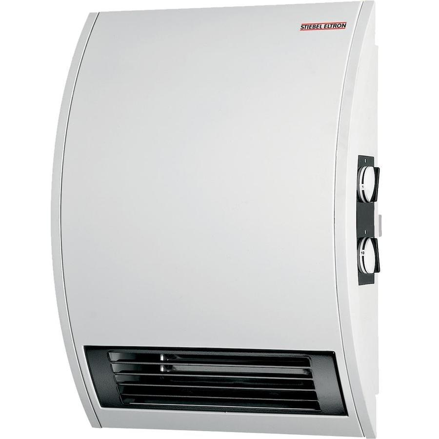shop stiebel eltron 1 500 watt 120 volt heater fan heater. Black Bedroom Furniture Sets. Home Design Ideas